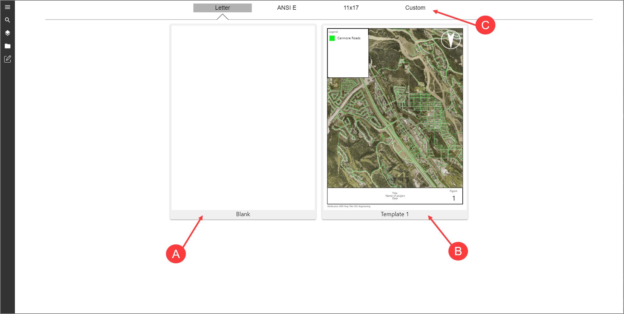 How to make custom templates