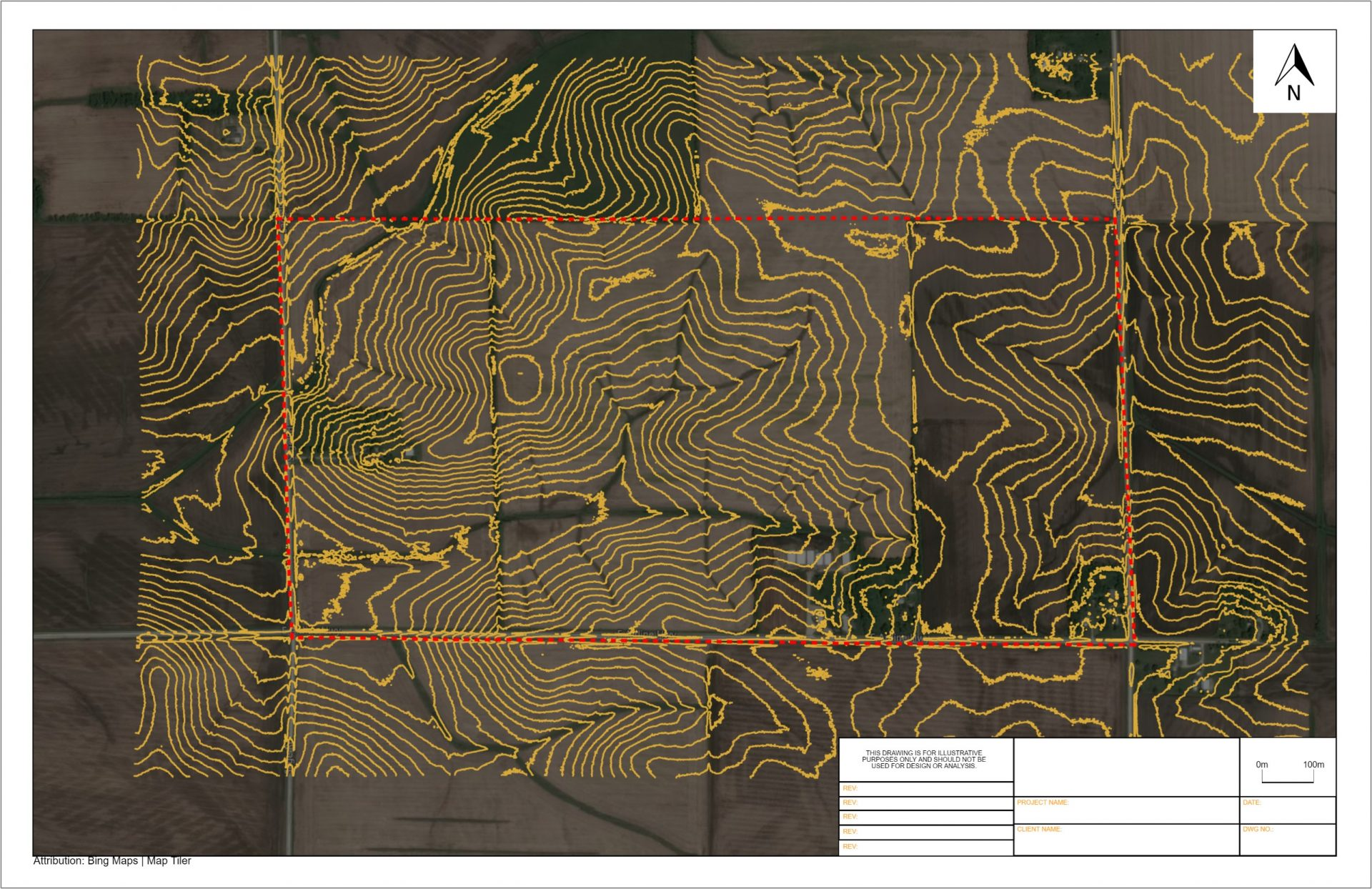 Iowa Land Survey